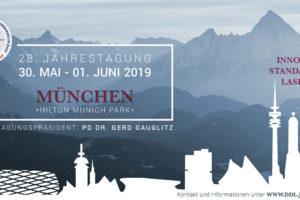 Jahrestagung 2019 der DDL, Deutsche Dermatologische Lasergesellschaft