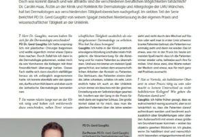 Facharztausbildung - Der niedergelassene Oberarzt